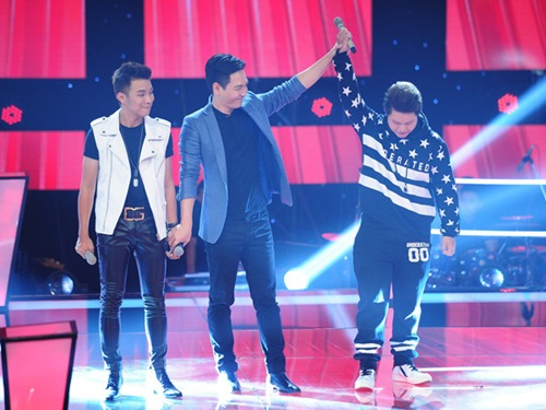 the voice 2015: doi my tam gay an tuong ap dao vong doi dau - 3