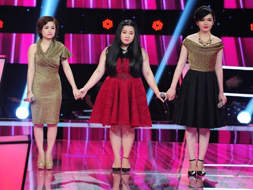 the voice 2015: doi my tam gay an tuong ap dao vong doi dau - 5
