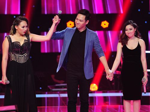 the voice 2015: doi my tam gay an tuong ap dao vong doi dau - 11