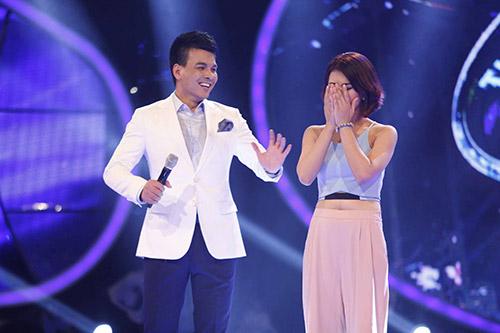vietnam idol: ha nhi duoc bgk cuu vao phut chot - 10