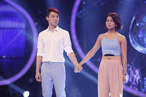 vietnam idol: ha nhi duoc bgk cuu vao phut chot - 7