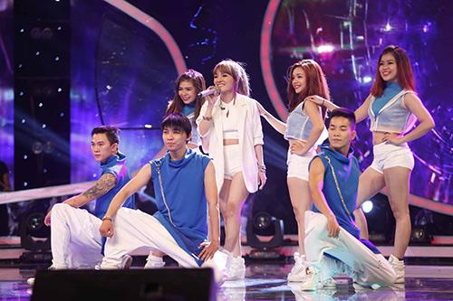 vietnam idol: ha nhi duoc bgk cuu vao phut chot - 2