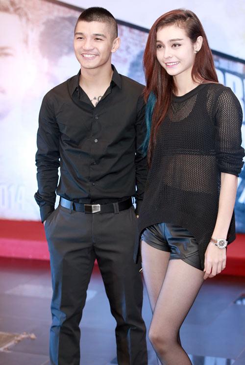 cuong seven chinh thuc cong khai ban gai 9x xinh dep - 1