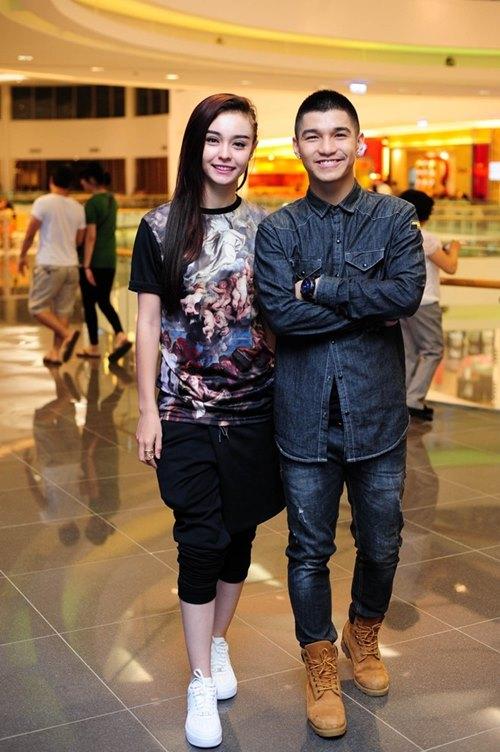 cuong seven chinh thuc cong khai ban gai 9x xinh dep - 2