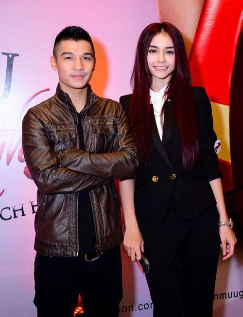 cuong seven chinh thuc cong khai ban gai 9x xinh dep - 4