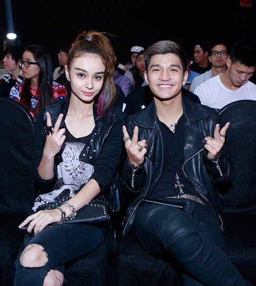 cuong seven chinh thuc cong khai ban gai 9x xinh dep - 7