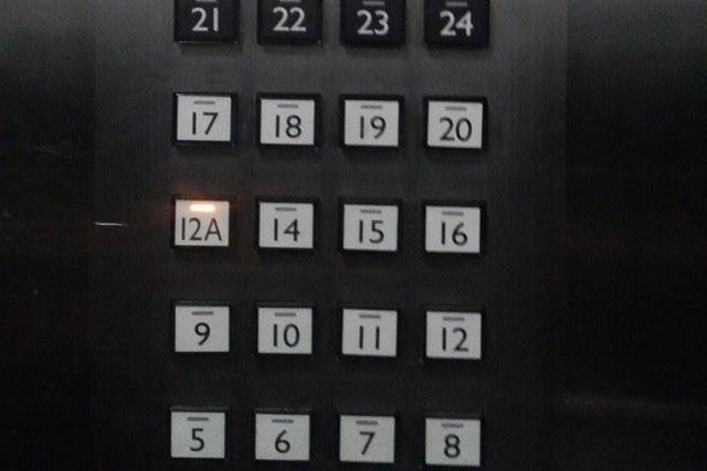 "vi sao hau het chung cu ha noi ""thieu"" tang 13? - 1"