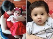 Bà bầu - Mẹ hiếm muộn 7 năm đẻ con đẹp như thiên thần
