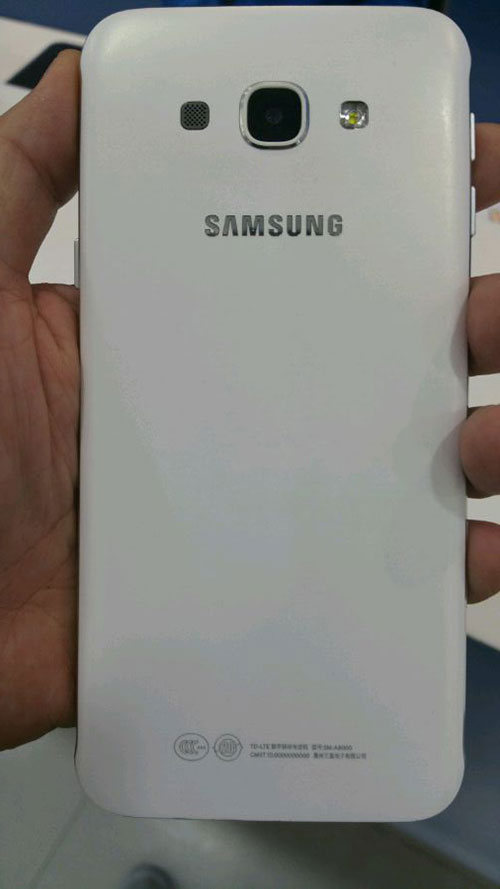 smartphone kim loai, thiet ke sieu mong cua samsung lo anh - 3