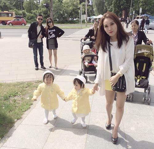 "nhung single mom cuc ""hot"" tren mang vi xinh dep va tai nang - 8"