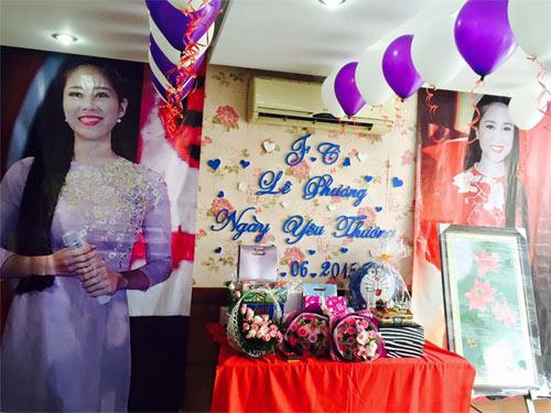 """quynh thu len tieng truoc nghi van """"ke thu ba"""" - 6"""