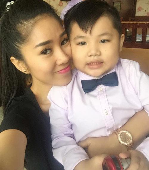 """quynh thu len tieng truoc nghi van """"ke thu ba"""" - 7"""