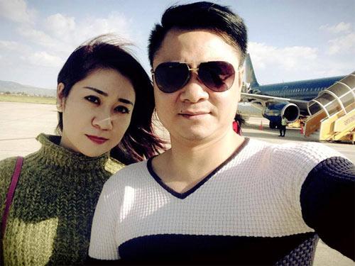 """quynh thu len tieng truoc nghi van """"ke thu ba"""" - 8"""