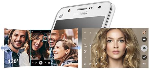 samsung trinh lang bo doi smartphone chuyen chup selfie - 3