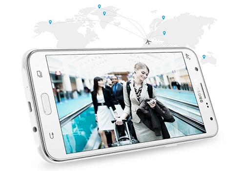 samsung trinh lang bo doi smartphone chuyen chup selfie - 6
