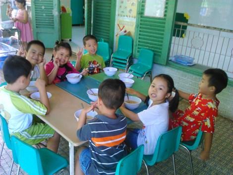 day nau an cho tre con nhung thuc hanh mon an cua … nguoi lon! - 1