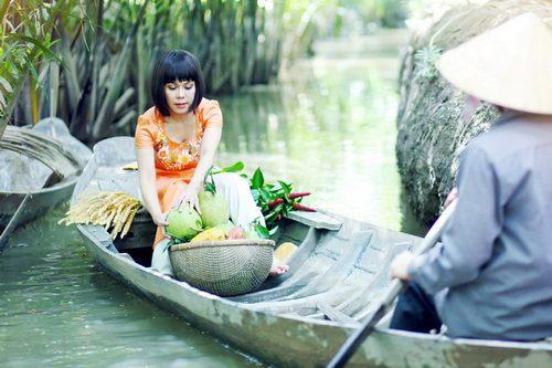 """viet huong chung to ban linh """"nho nhung co vo"""" - 9"""