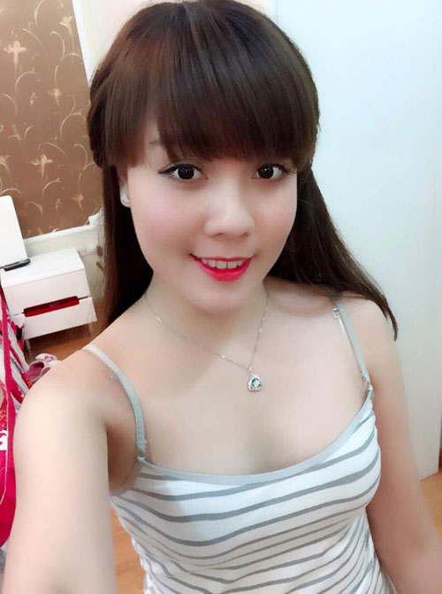 "hot girl cover ""tau thich mi"" don tim fan vi qua goi cam - 2"