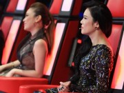 Làng sao - The Voice 2015: Mỹ Tâm khiến Thu Phương rơi nước mắt vì 'sốc'