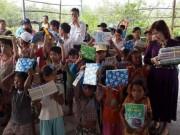 Tin tức - Ấm lòng món quà thiện nguyện từ các thầy cô giáo