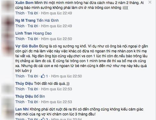 "ba me nhan tin ke kho cham con ""dai ca cay so"" len tieng - 3"