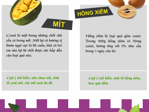 infographic: nhung loai rau qua giau canxi nhat cho tre - 4