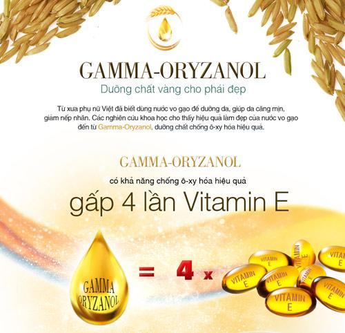 gamma-oryzanol – duong chat vang cho phai dep - 1