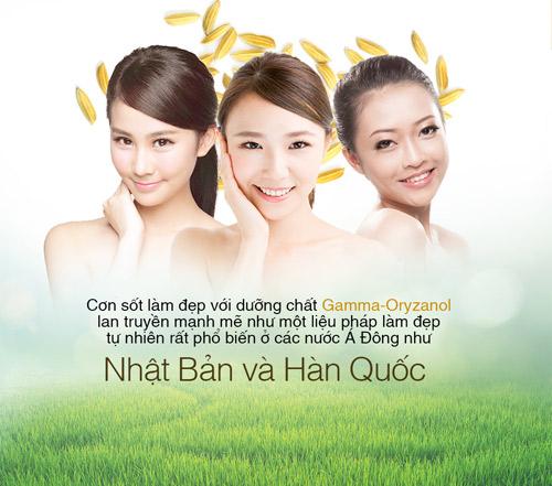 gamma-oryzanol – duong chat vang cho phai dep - 5