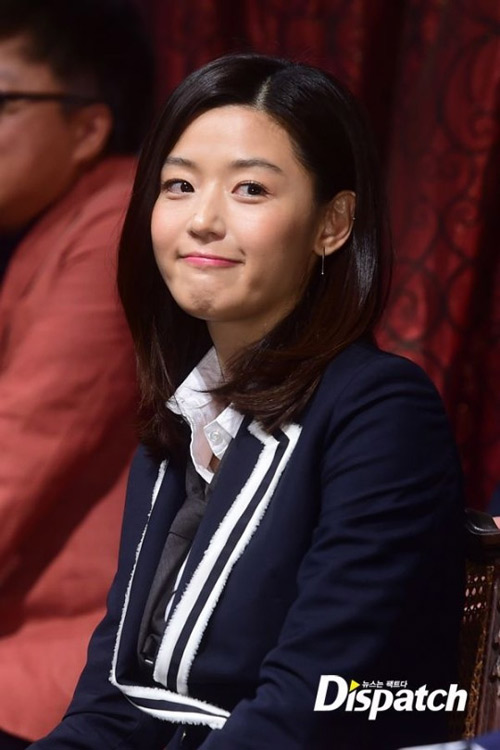 "ngam lan da trang min cua ""minh tinh trai dat"" jeon ji hyun - 4"