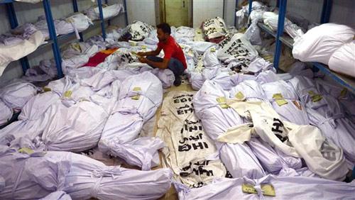 pakistan: nang nong nhu thieu nhu dot, 572 nguoi chet - 1