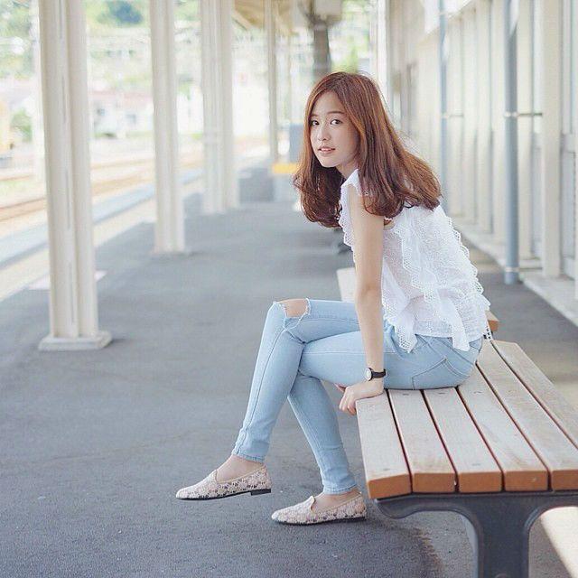 """hot girl thai lan """"xinh nhu mong"""" khien dan cu mang chao dao - 10"""
