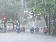 Tin tức - Ảnh hưởng của bão số 1, đêm nay miền Bắc mưa lớn