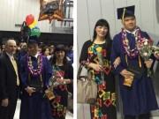 Giáo dục - Nam sinh Việt nhận bằng khen từ Tổng thống Mỹ