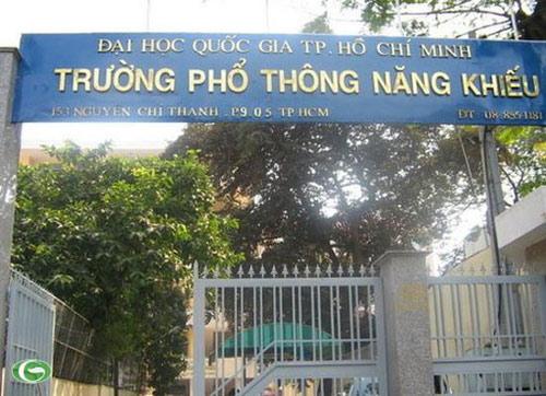 diem van vao truong pho thong nang khieu thap bat thuong - 1