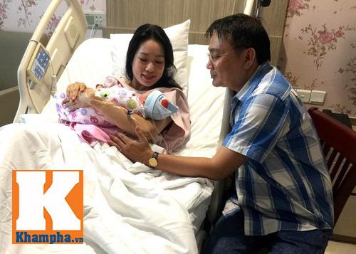 trinh kim chi da sinh con gai thu 2 vao trua nay - 2