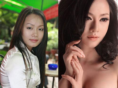 hanh trinh 'len hang' nhan sac cua vo cu thanh trung - 1