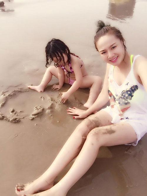 hanh trinh 'len hang' nhan sac cua vo cu thanh trung - 15