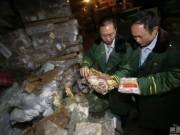 Tin tức - Trung Quốc rúng động thịt thối đông lạnh từ 40 năm trước