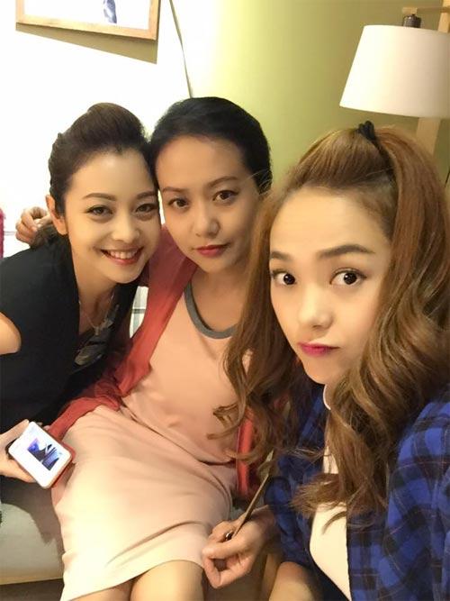 "angela phuong trinh: ""nhan sac toi mai mai truong ton"" - 14"