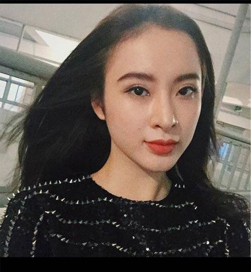"angela phuong trinh: ""nhan sac toi mai mai truong ton"" - 1"