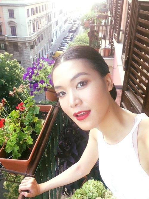 "angela phuong trinh: ""nhan sac toi mai mai truong ton"" - 8"