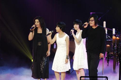 """phuong thao - ngoc le tai xuat show liveshow """"dau an"""" - 3"""