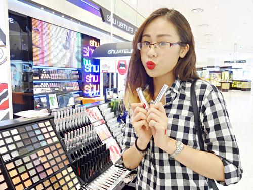 kham pha mot ngay cua beauty blogger viet - 1
