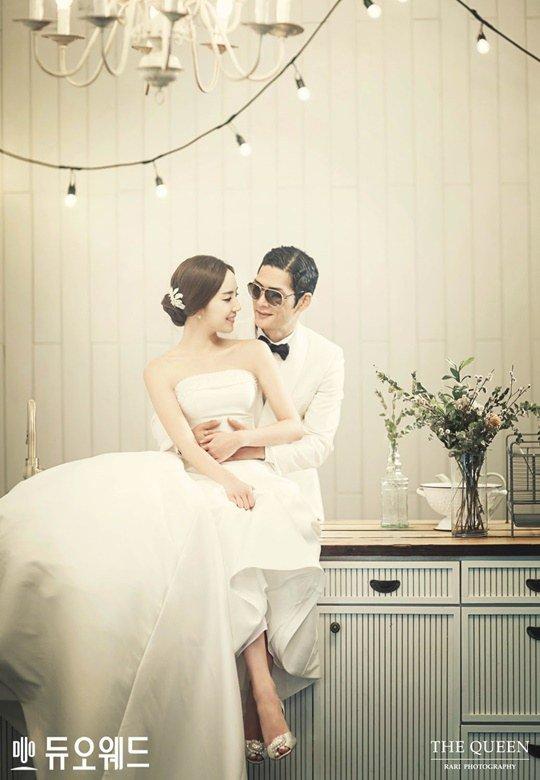 lee min jung lan dau chinh thuc lo dien sau sinh - 5