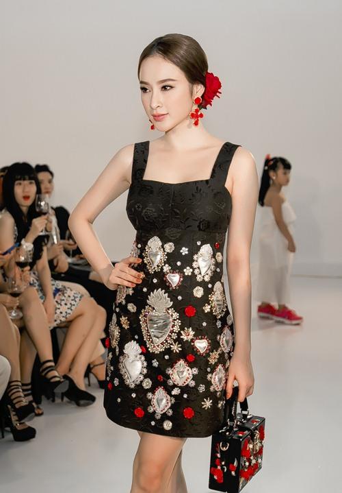 angela phuong trinh xuat hien dang cap tai su kien - 4