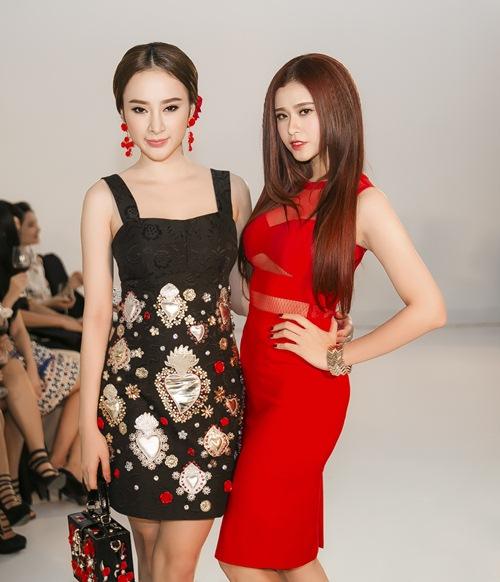 angela phuong trinh xuat hien dang cap tai su kien - 5