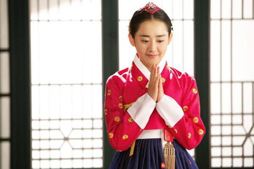 cham diem sao han mac ao hanbok truyen thong - 15