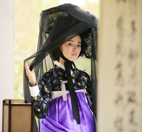 cham diem sao han mac ao hanbok truyen thong - 11
