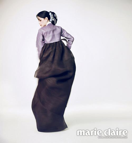 cham diem sao han mac ao hanbok truyen thong - 3