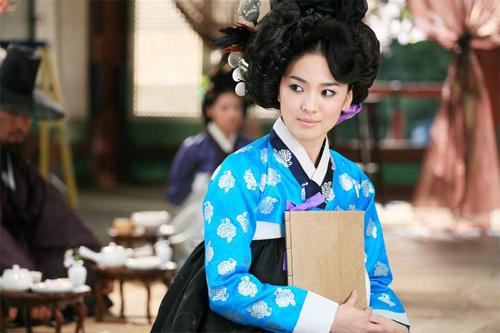 cham diem sao han mac ao hanbok truyen thong - 13